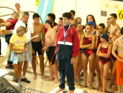 Getting the Medal